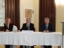 """Centar za strateška istraživanja nacionalne bezbednosti-CESNA B, Beograd organizovao je dana 18 - 20. aprila 2019. godine u hotelu OMNI u Valjevu 97. Međunarodnu konferenciju pod nazivom """"DRUŠTVENO – EKONOMSKI RAZVOJ I BEZBEDNOST ZAJEDNICE SA AKCENTOM NA GRAD VALJEVO I KOLUBARSKI OKRUG"""", u saradnji sa akademskim partnerima Internacionalnim Univerzitetom Travnik u Travniku, BiH i Fakultetom zdravstvenih, pravnih i poslovnih studija u Valjevu Univerziteta Singidunum u Beogradu, odnosno organizacionim partnerom Odborom za ljudska prava Valjevo. Tom prilikom promovisan je Tematski Zbornik radova vodećeg nacionalnog značaja, knjiga XXVII iz edicije BEZBEDNOST U POSTMODERNOM AMBIJENTU."""