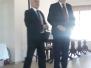 """Centar za strateška istraživanja nacionalne bezbednosti-CESNA B, Beograd organizovao je dana 27 - 29. septembra 2019. godine u hotelu """"Zlatarski biseri"""" na Zlataru 99. Međunarodnu konferenciju pod nazivom """"TRANSGRANIČNA SARADNJA, PREDUZETNIŠTVO I BEZBEDNOST SA OSVRTOM NA ZLATAR I NOVU VAROŠ"""", u saradnji sa Internacionalnim Univerzitetom Travnik u Travniku, BiH i kompanijom SLOŽNA BRAĆA ZORAN I NELE it Drmanovića, Nova Varoš. Tom prilikom promovisan je Tematski Zbornik radova vodećeg nacionalnog značaja, knjiga XXVIII iz edicije BEZBEDNOST U POSTMODERNOM AMBIJENTU."""