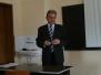 """Dana 16-17. novembra 2017. godine, u Velikom Trnovu-Republika Bugarska, je održana Međunarodna konferencija na temu """"CROSS-BORDER COOPERATION, SECURITY AND DEVELOPMENT PERSPECTIVES OF THE WIDER BLACK SEA REGION"""". Konferenciju je organizovao Filozofski fakultet Univerziteta Sveti Kiril i Metodij iz Velikog Trnova, Republika Bugarska, u suorganizaciji sa Centrom za strateška istraživanja nacionalne bezbednosti-CESNA B, Beograd, Filozofskim fakultetom Univerziteta u Bukureštu, Republika Rumunija i Fakultetom društvenih nauka Univerziteta u Krajovi, Republika Rumunija."""